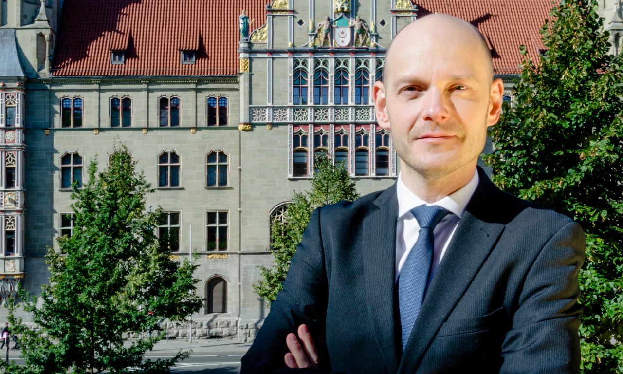 André Krüger-Pannek Portrait - Vitae curriculum