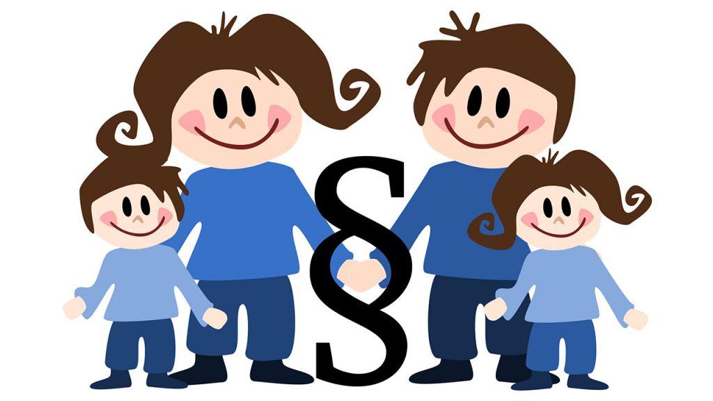Familienrecht Unterhaltsvorschuss