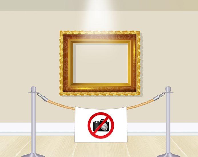 Trotz Fotografierverbots im Museum aufgenommene Fotos dürfen nicht im Internet veröffentlicht werden
